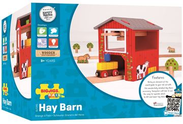 Picture of Bigjigs Rail - Hay Barn
