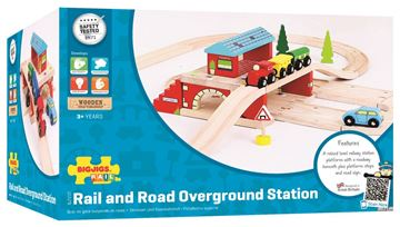 Picture of Bigjigs Rail - Overground Station