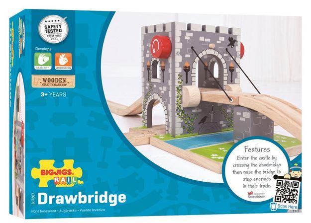 Picture of Bigjigs Rail - Drawbridge