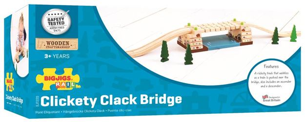 Picture of Bigjigs Rail - Clickety Clack Bridge