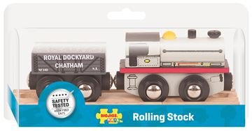 Picture of Bigjigs Rail - Peckett