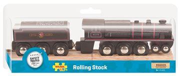 Picture of Bigjigs Rail - Black 5 Engine
