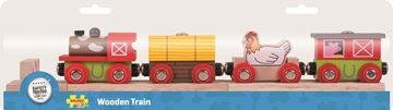 Picture of Bigjigs Rail - Farmyard Train