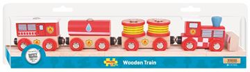Picture of Bigjigs Rail - Fire & Rescue Train