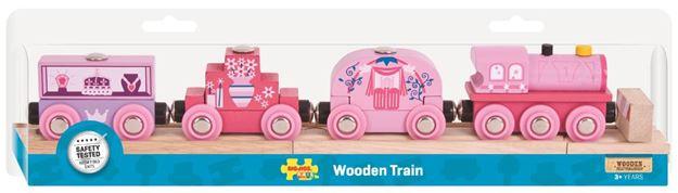 Picture of Bigjigs Rail - Princess Train