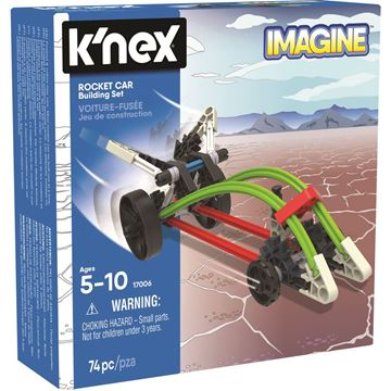 Picture of Knex - Rocket Car Starter Vehicle