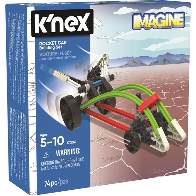 Picture of Knex - Rocket Car Starter Vehicle