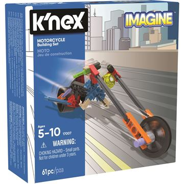 Picture of Knex - Motorcycle Starter Vehicle