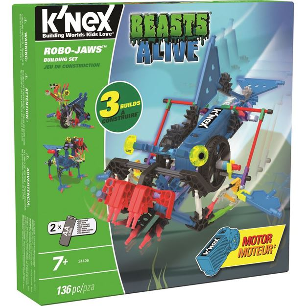 Picture of Knex - Robo Jaws