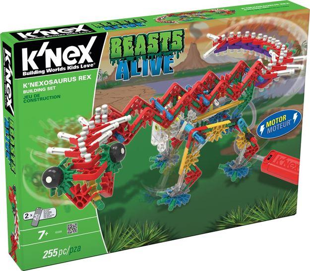 Picture of Knex - K'NEXosaurus Rex