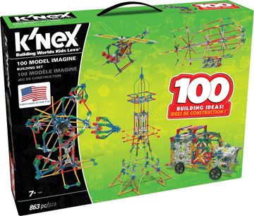 Picture of Knex - 100 Model Imagine