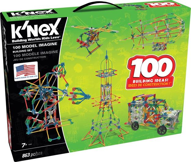 Picture of Knex - 100 Model Imagine