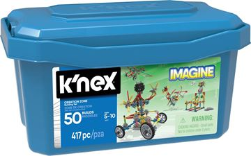 Picture of Knex - Creation Zone 50 Model (Blue)