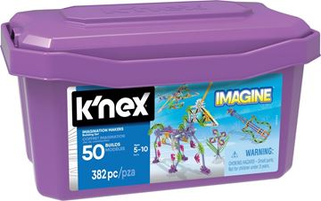 Picture of Knex - Creation Zone 50 Model (Purple)