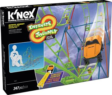 Picture of Knex - Infinate Journey Roller Coaster