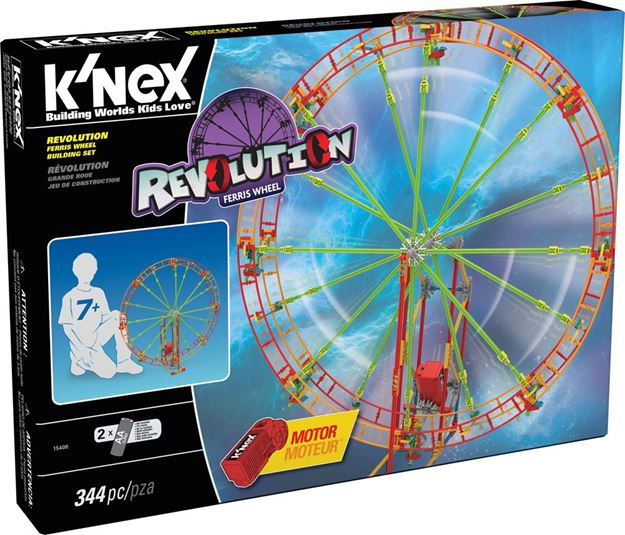 Picture of Knex - Revolution Ferris Wheel