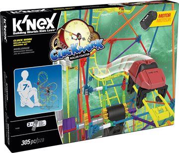 Picture of Knex - Clockwork Roller Coaster