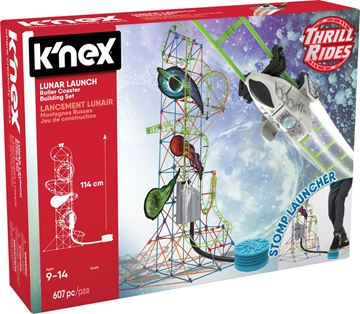 Picture of Knex - Lunar Launch Roller Coaster