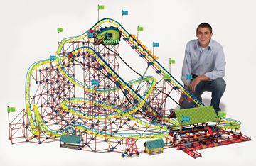 Picture of Knex - Son of Serpent Coaster