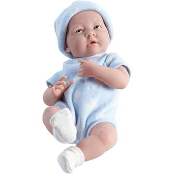 Picture of Dolls - Blue Outfit Real Girl (38cm)