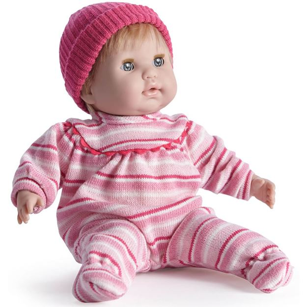 Picture of Dolls - Soft Body In Pink Outfit With Blonde Hair
