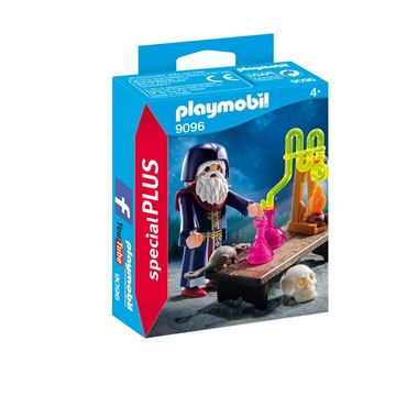 Picture of Playmobil - Alchemist With Potions