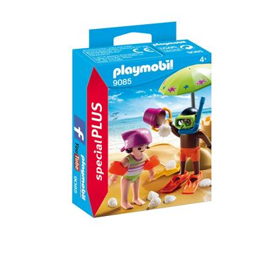 Picture of Playmobil - Children At The Beach