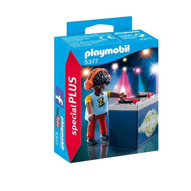 Picture of Playmobil - DJ