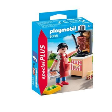 Picture of Playmobil - Kebab Vender