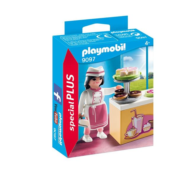 Picture of Playmobil - Pastry Chef