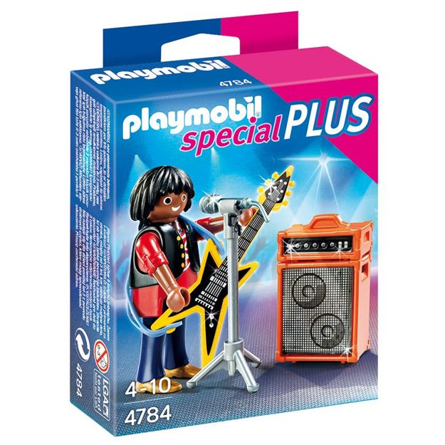 Picture of Playmobil - Rock Star