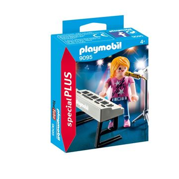 Picture of Playmobil - Singer With Keyboard