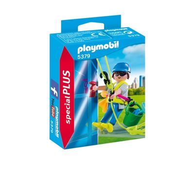 Picture of Playmobil - Window Cleaner