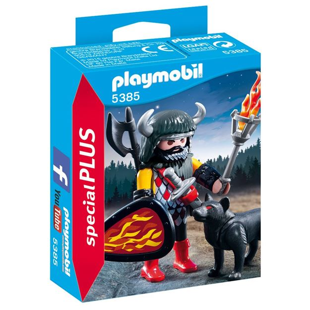 Picture of Playmobil - Wolf Warrior