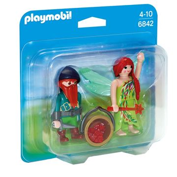 Picture of Playmobil - Elf & Dwarf Duo