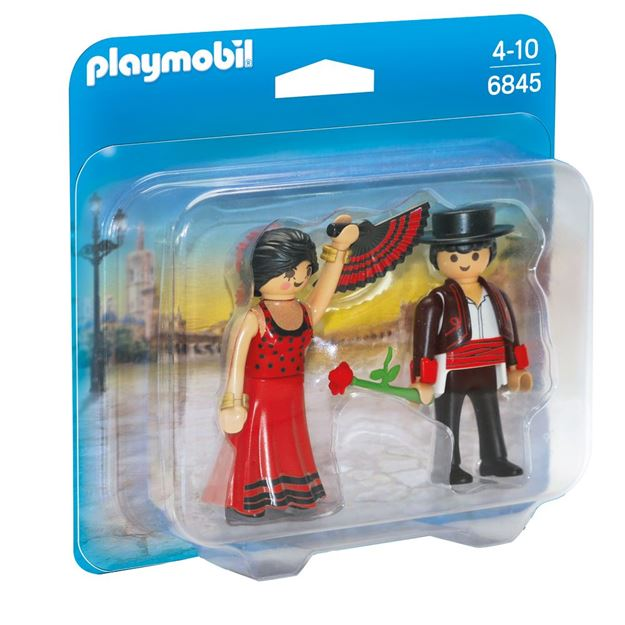 Picture of Playmobil - Flamenco Dancers Duo