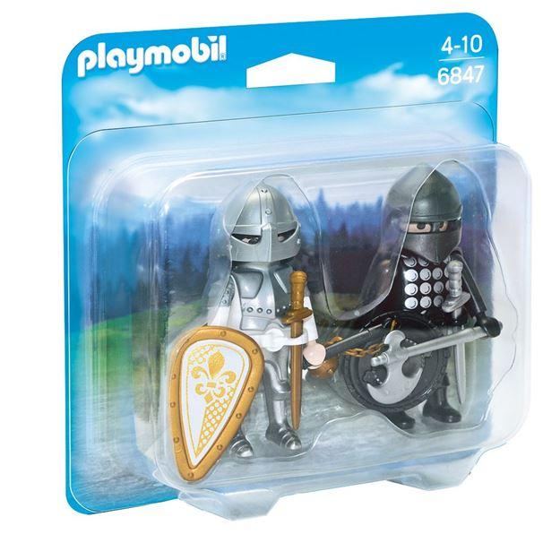 Picture of Playmobil - Knights Rivalry Duo