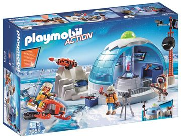 Picture of Playmobil - Arctic Expedition Headquarters