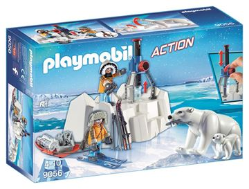 Picture of Playmobil - Arctic Explorer With Polar Bears