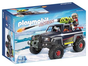 Picture of Playmobil - Ice Pirates With Snow Truck