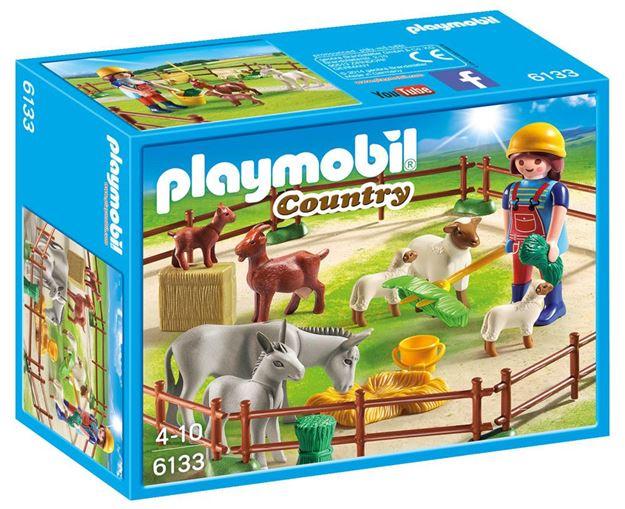 Picture of Playmobil - Farm Animal Pen