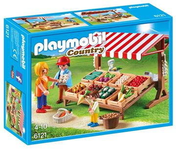 Picture of Playmobil - Farmers Market