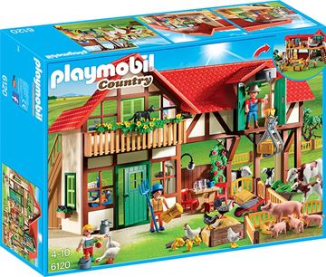 Picture of Playmobil - Large Farm