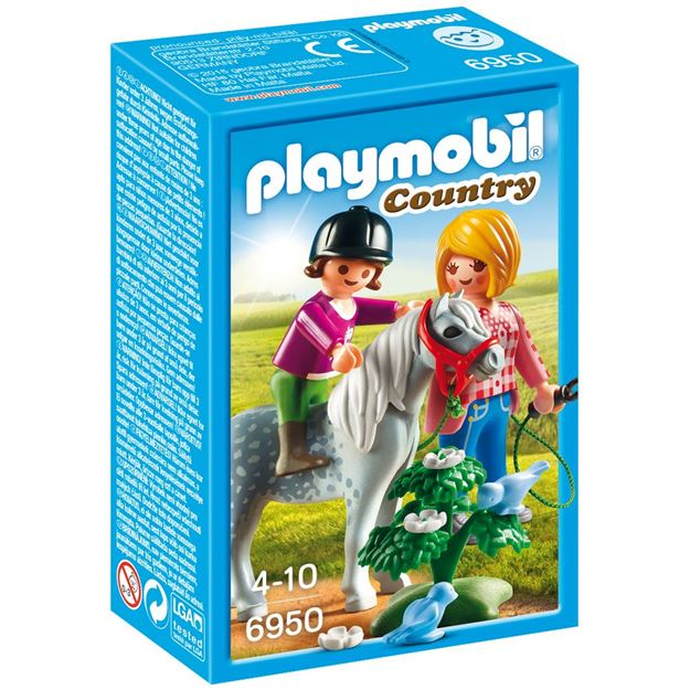 Picture of Playmobil - Pony Walk