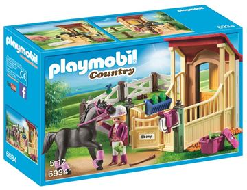 Picture of Playmobil - Stable With Araber