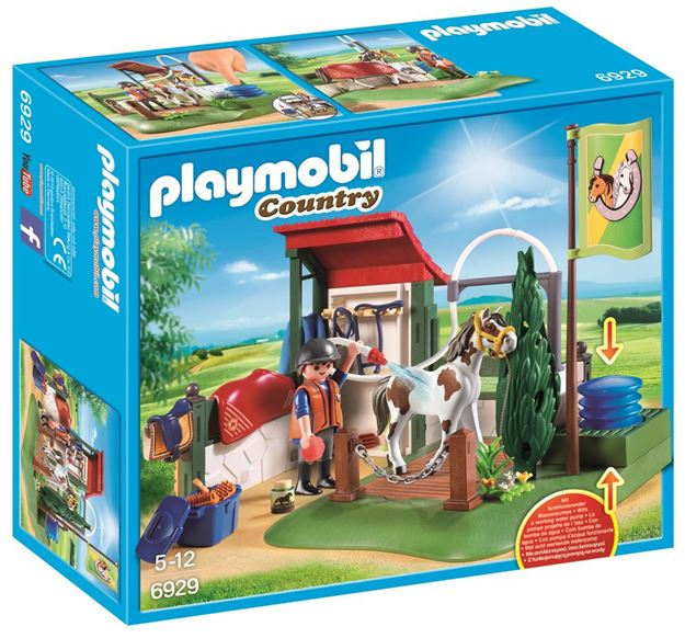 Picture of Playmobil - Horse Grooming Station