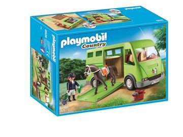 Picture of Playmobil - Horse Transporter