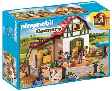 Picture of Playmobil - Pony Farm