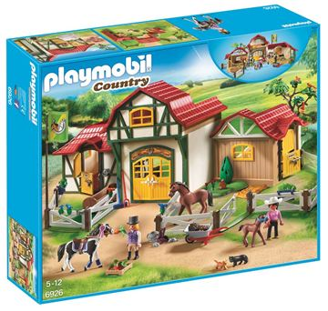 Picture of Playmobil - Horse Farm