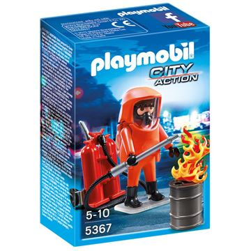 Picture of Playmobil - Special Forces Firefighter